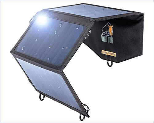 Ryno Tuff Solar Power Bank for iPhone