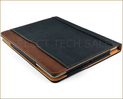 S-Tech Leather Case for iPad Air 2