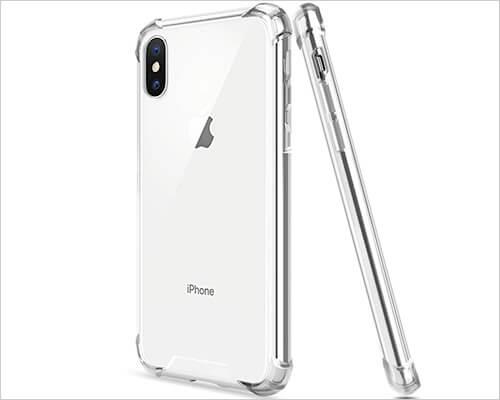 SALAWAT iPhone Xs Bumper Case