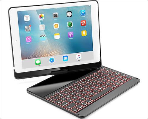 SENGBIRCH Keyboard Case for iPad 9.7-inch 2018