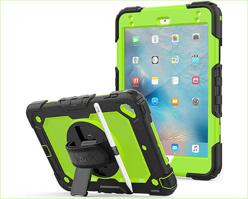 SEYMAC stock iPad Mini 5 Heavy-duty Case