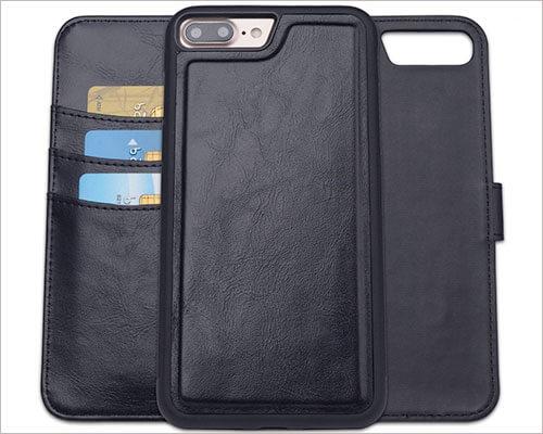 SHANSHUI iPhone 6-6s Plus Folio Case