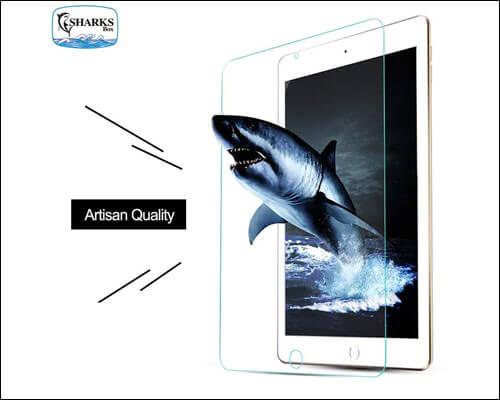 SHARKSBox iPad Pro Glass Screen Protector