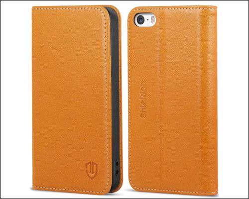 SHIELDON Executive iPhone 5s, 5 Case