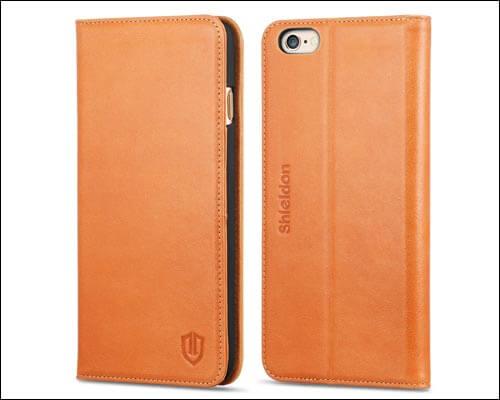 SHIELDON iPhone 6-6s Folio Case