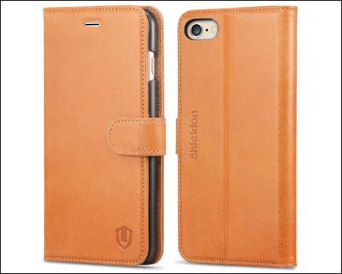 SHIELDON iPhone 6-6s Plus Folio Case