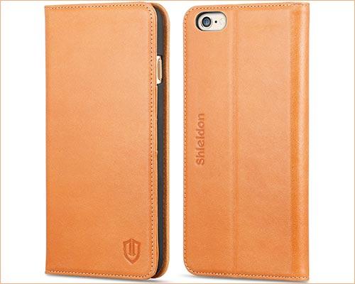 SHIELDON iPhone 6, 7, and iPhone 8 Handmade Case