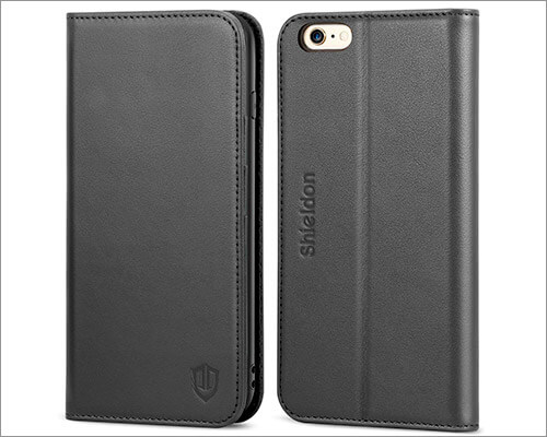 SHIELDON iPhone 6 Plus Executive Case