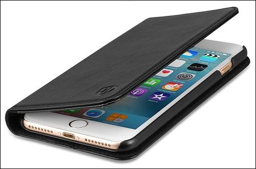 SHIELDON iPhone 7 Plus Wallet Case