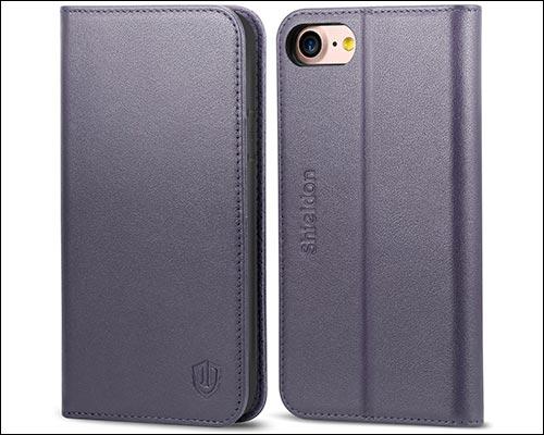 SHIELDON iPhone 8 Flip Case