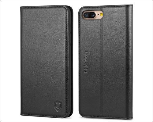 SHIELDON iPhone 8 Plus Flip Case