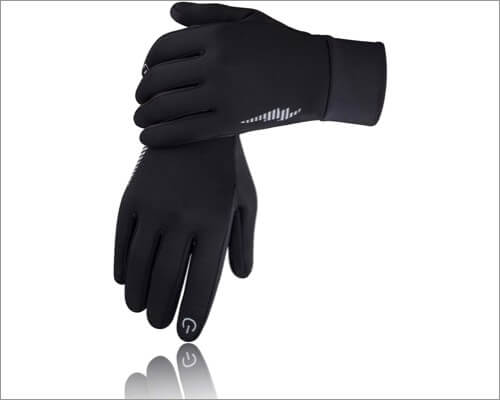 SIMARI touchscreen gloves for iPhone and iPad