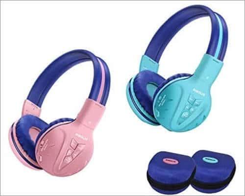 SIMOLIO Wireless Headphones for Kids