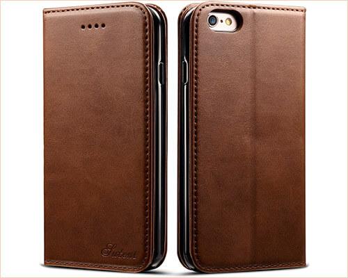 SINIANL iPhone 6 Folio Case