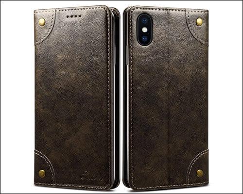 SINIANL iPhone 6 Plus Handmade Case