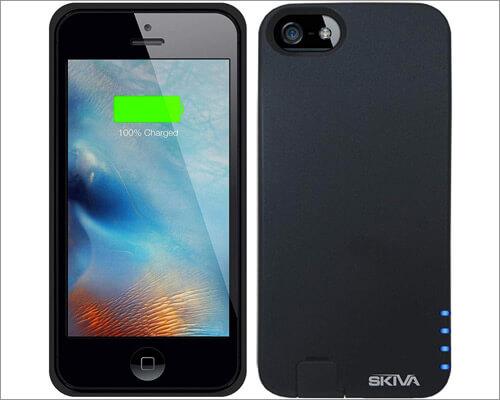 SKIVA iPhone SE Battery Case
