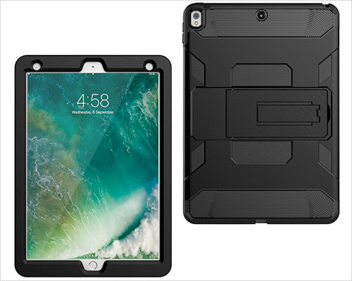 SKYLMW Heavy-duty Case for iPad Air 3