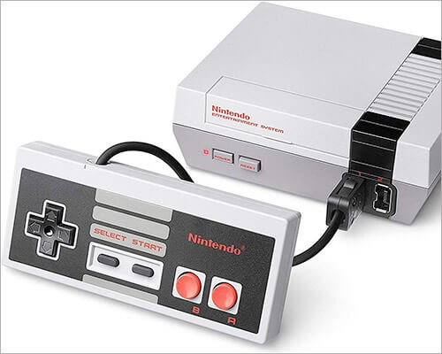 SNES and NES Nintendo Gaming Console