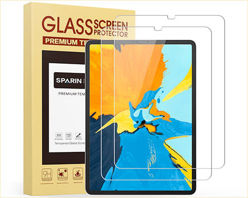 SPARIN Glass Screen Protector for iPad Pro 11-inch