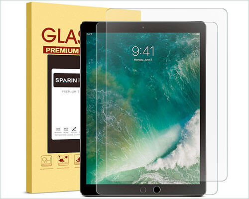 SPARIN iPad Pro 12.9-inch 2015-2017 Glass Screen Protector