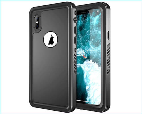 SPIDERCASE iPhone Xs Waterproof Case