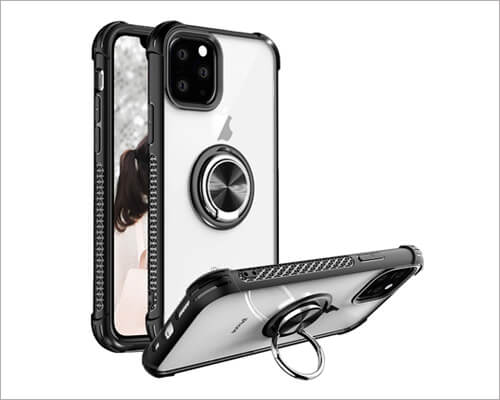 SQMCase iPhone 11 Ring Holder Cases