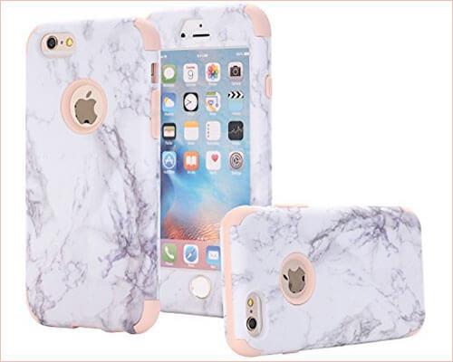 SUMOON iPhone 6s Plus Designer Case
