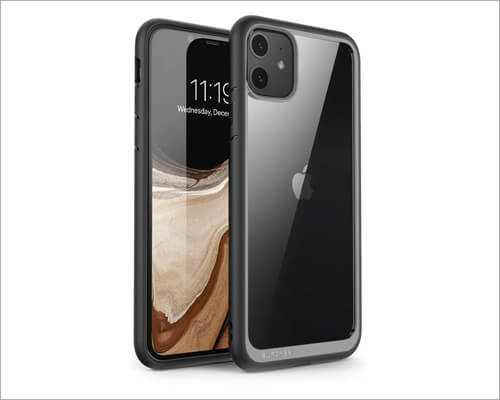 SUPCASE Wireless Charging Hybrid Case for iPhone 11