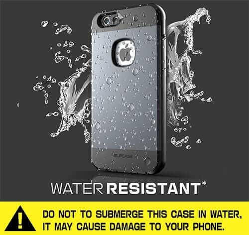 SUPCASE iPhone 6 Plus Water Resistant Case