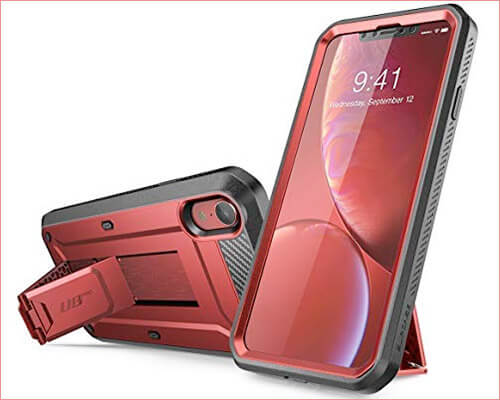 SUPCASE iPhone XR Kickstand Case