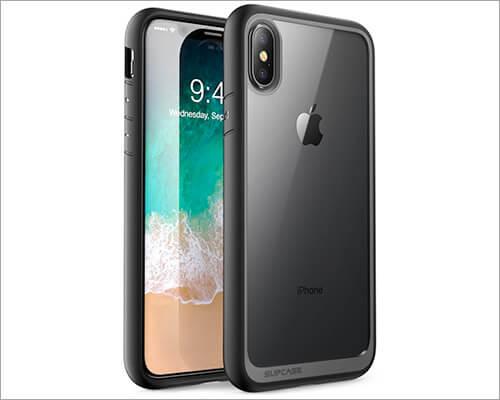 SUPCASE iPhone Xs Max Transparent Case