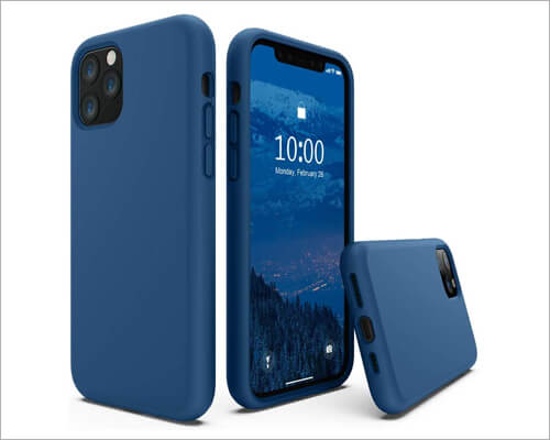 SURPHY Silicone Case for iPhone 11 Pro Max