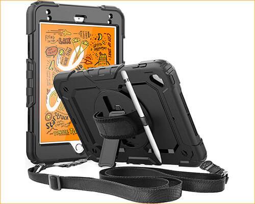 SXTech Heavy-duty iPad Mini 5 Case