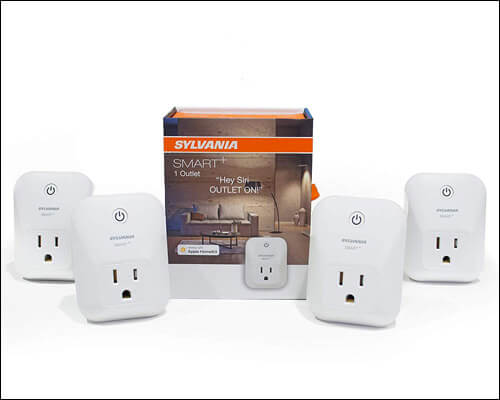 SYLVANIA Homekit Enabled Smart Plug
