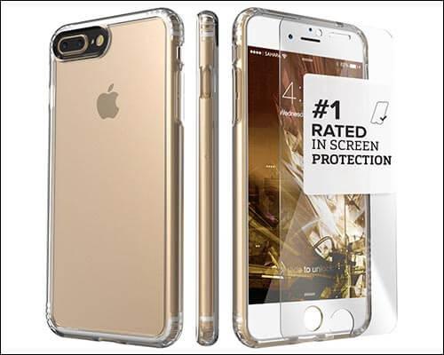 Sahara Case iPhone 8 Plus Clear Case