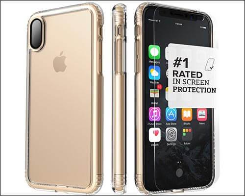 SaharaCase iPhone X Bumper Case