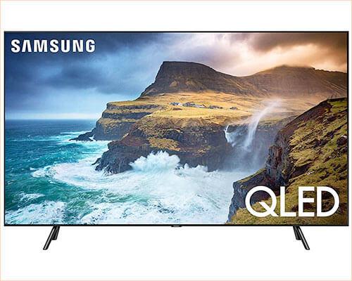 Samsung QN75Q70RAFXZA Flat 75-inch QLED 4K TV