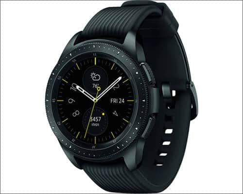 Samsung Smartwatch Compatible with iPhone