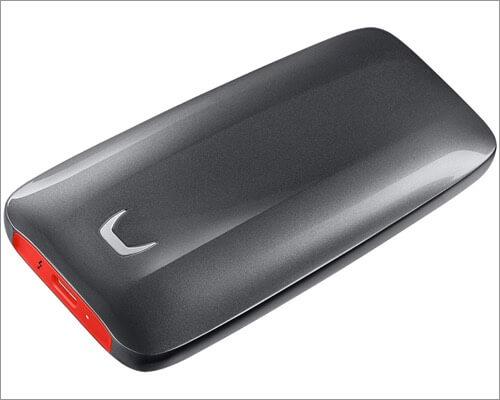 Samsung X5 External SSD for Mac