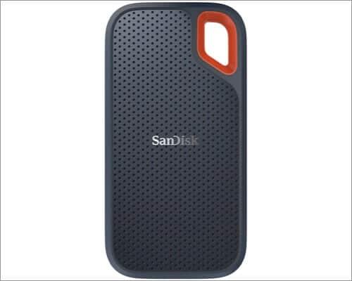 SanDisk External SSD for Mac