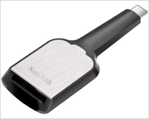 SanDisk USB-C Card Reader for Mac