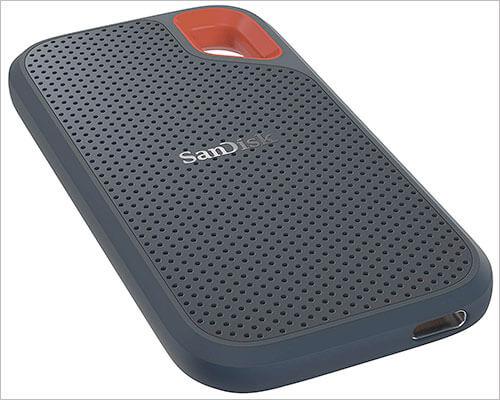 SanDisk USB-C External SSD for Mac