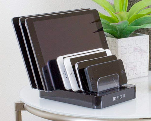 Satechi iPhone Xs Max, Xs, and iPhone XR Docking Station