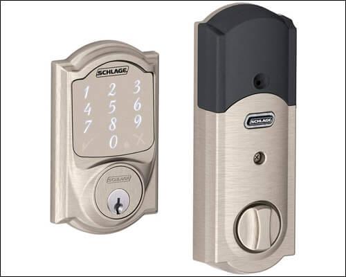 Schlage HomeKit Compatible Smart Lock