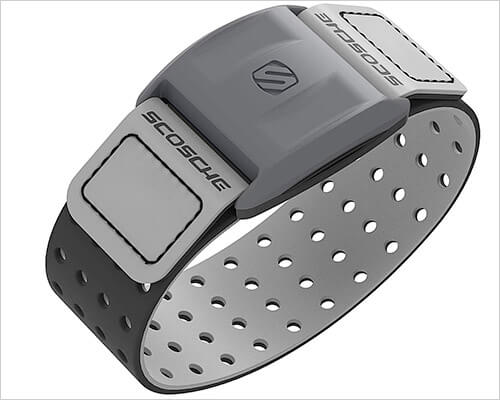 Scosche RHYTHM+ Heart Rate Monitor Armband for iPhone