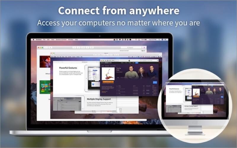 Screen 4 Screensharing App for Mac
