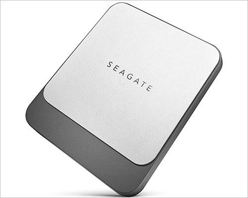 Seagate Fast SSD USB-C Hard Drive