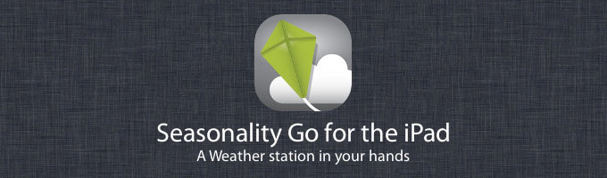 Seasonality iPad App Review
