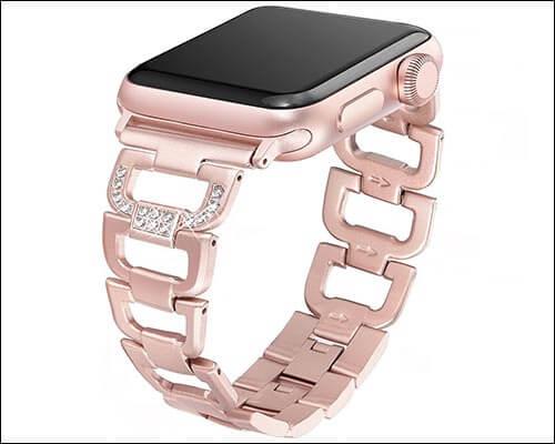 Secbolt Apple Watch 3 Band