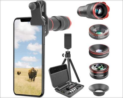 Selvim Camera Lens for iPhone 11